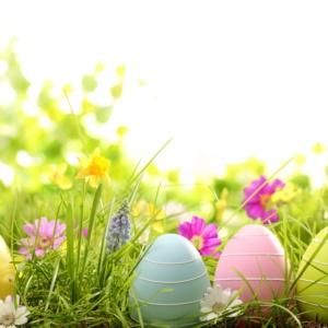 Wielkanocne jajeczko firmowe